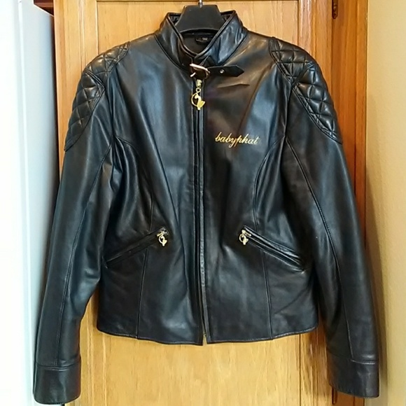 a94ef47a0 Baby Phat Jackets   Coats